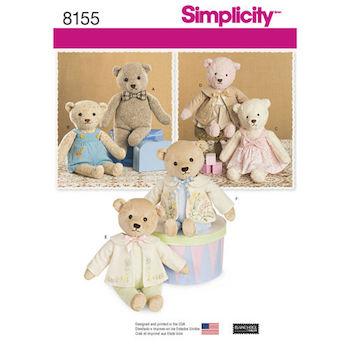 Simplicity 8155